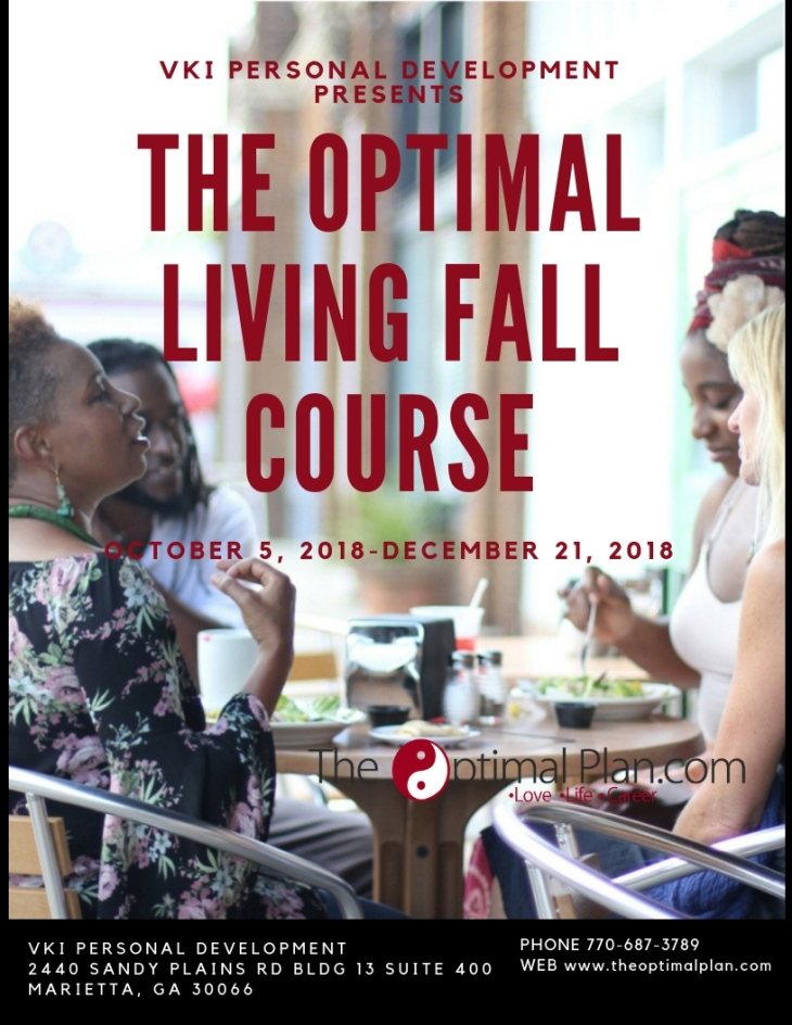 The Optimal Living Course